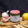 Bärlauch Zitrone Salzpaste